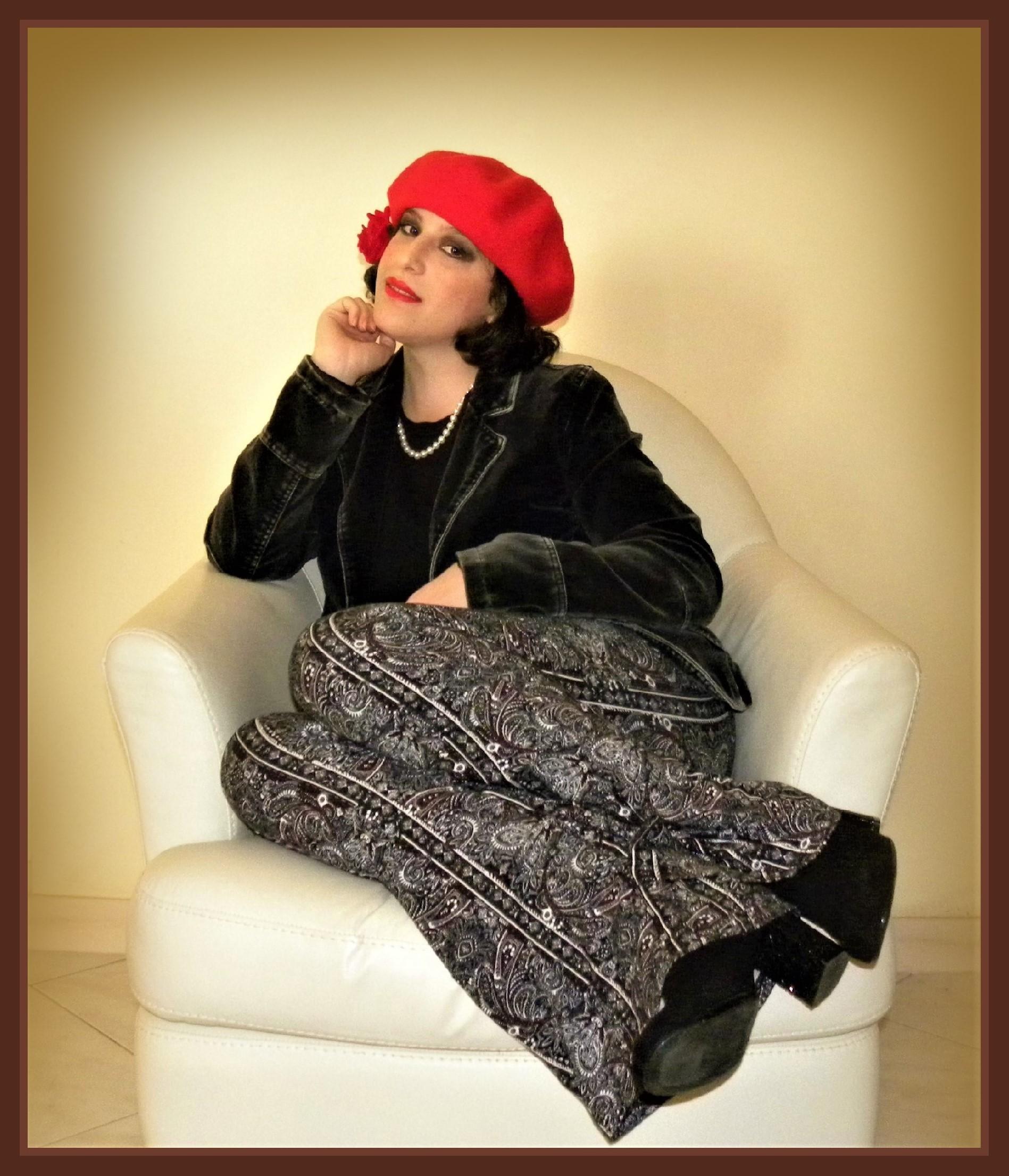 cappello-rosso-leggings
