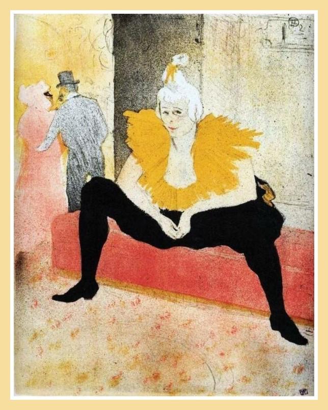 donna-pagliaccio-seduta-lautrec
