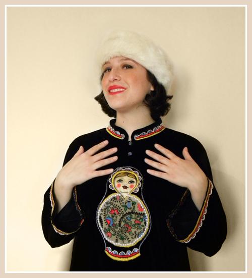 Look Russia Matrioska