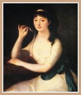 Presunto ritratto di Luigia Pallavicini