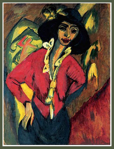 Ludwig Kirchner Gerda