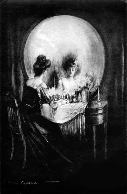 All is vanity Charles Allan Gilbert