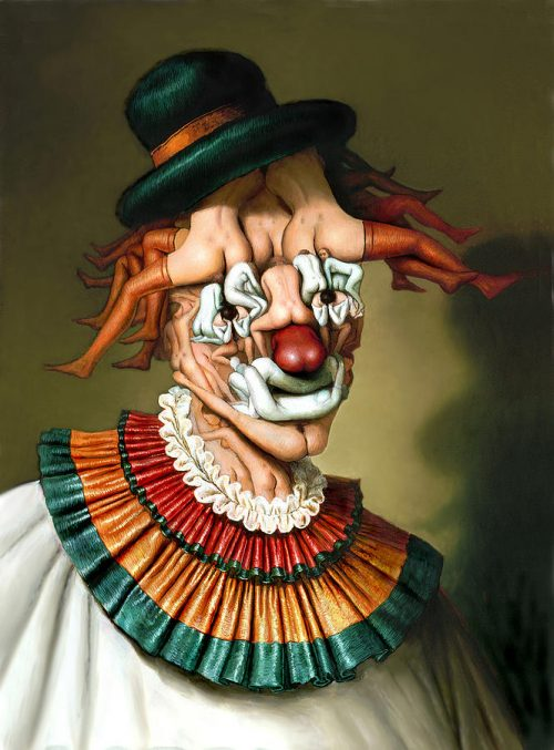 Clown André Martins de Barros