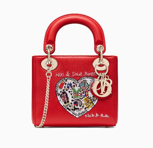 Dior P/E 2018 Niki de Saint Phalle