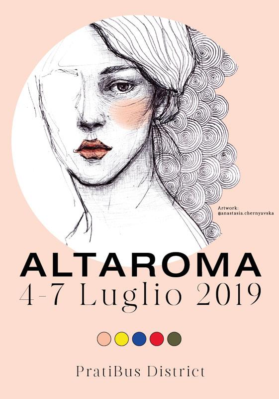 Altaroma Luglio 2019 Settimana della moda Roma