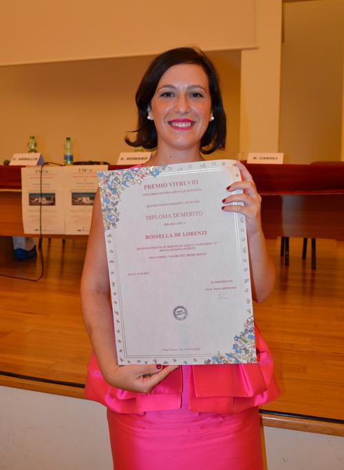 Premio Vitruvio 2020 Lecce
